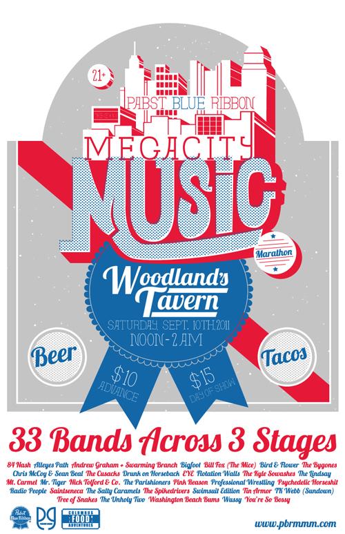 Megacity Music Marathon